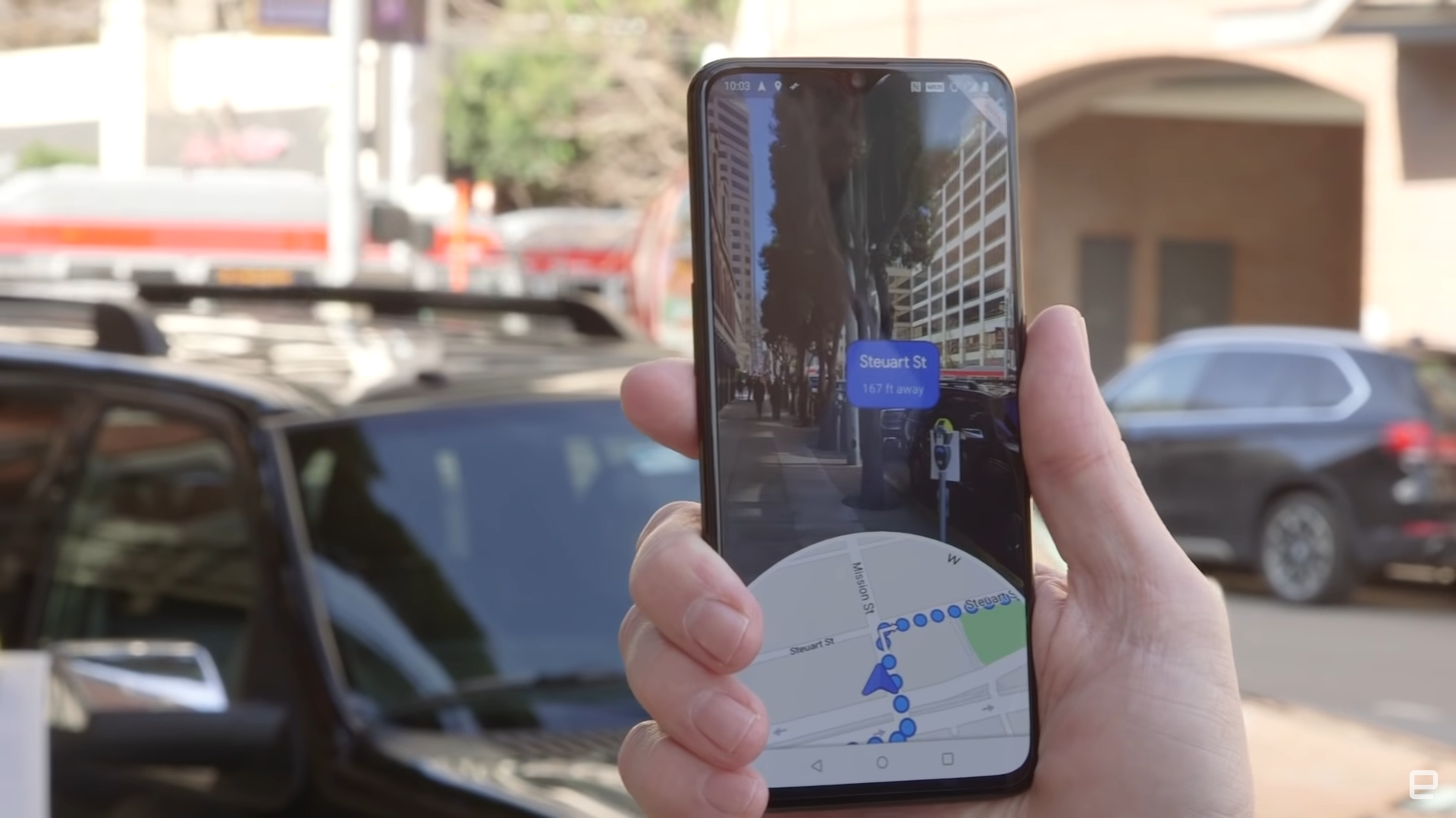 Introducing Google Maps AR - A Fancy Way To Navigate or Get